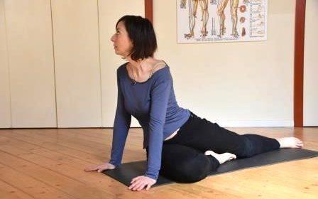esercizi energetici stretching
